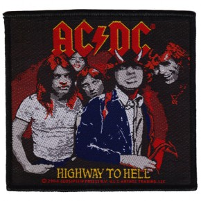 ACDC - Highway To Hell (Patch)