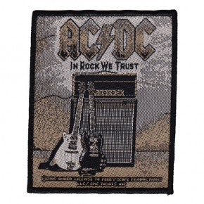 ACDC - In Rock We Trust (Patch)
