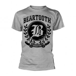 Beartooth - Disgusting Grey (T-Shirt)