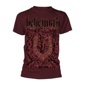 Behemoth - Furor Divinus Maroon (T-Shirt)