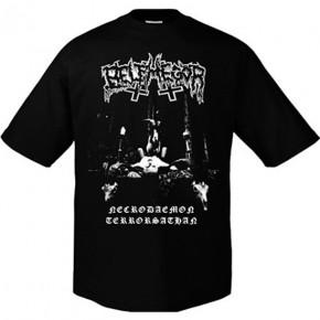 Belphegor - Necrodaemon Terrorsathan (T-Shirt)