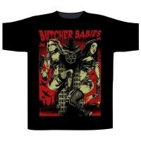 Butcher Babies - Tower Of Power (T-Shirt)
