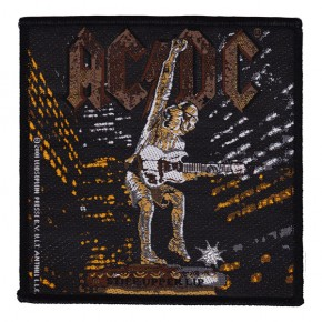 ACDC - Stiff Upper Lip (Patch)