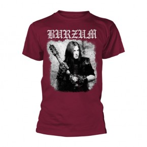 Burzum - Anthology 2018 Maroon (T-Shirt)
