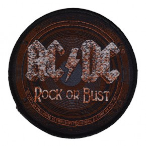 ACDC - Rock Or Bust (Patch)