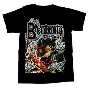 Brutality - Screams Of Anguish (T-Shirt)