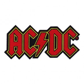 ACDC - Shaped Logo (Patch)
