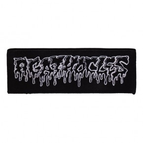 Agathocles - Logo (Superstrip Patch)