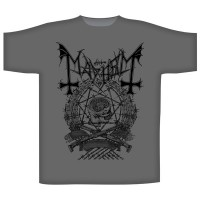 Mayhem - Barbed Wire (T-Shirt)