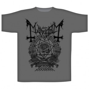 Mayhem - Barbed Wire (T-Shirt)