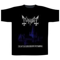 Mayhem - De Mysteriis Dom Sathanas Front (T-Shirt)