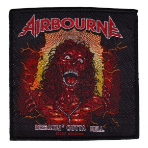 Airbourne - Breakin' Outta Hell (Patch)