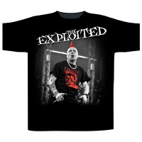 The Exploited - Wattie Live (T-Shirt)