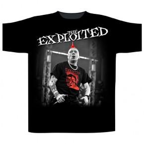 The Exploited - Wattie Live (T-Shirt)