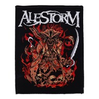 Alestorm - Beer Pirate New (Patch)