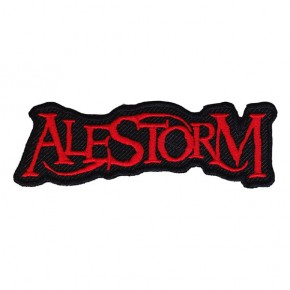 Alestorm - Embroidered Logo (Patch)