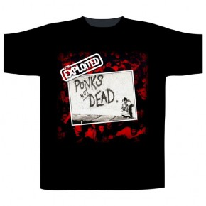 The Exploited - Punks Not Dead (T-Shirt)
