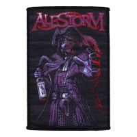 Alestorm - Rum Pirate Purple (Patch)