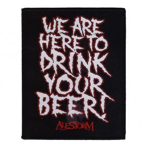 Alestorm - We Are Here (Patch)