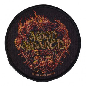 Amon Amarth - Battlefield (Patch)