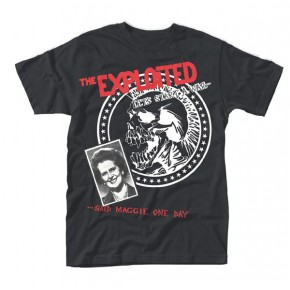 The Exploited - Let's Start A War (T-Shirt)