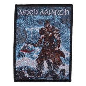 Amon Amarth - Jomsviking (Patch)