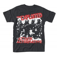 The Exploited - Attack Alternative (T-Shirt)