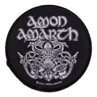 Amon Amarth - Odin (Patch)