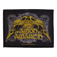 Amon Amarth - Raven Skull (Patch)