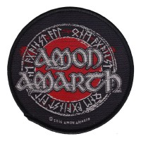 Amon Amarth - Runes (Patch)