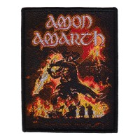 Amon Amarth - Surtur Rising (Patch)