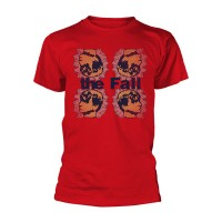 The Fall - Mark 4 Red (T-Shirt)