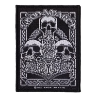 Amon Amarth - Three Skulls (Patch)