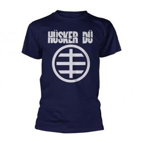 Husker Du - Circle Logo 1 (T-Shirt)