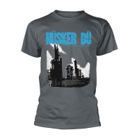 Husker Du - Dont Want To Know Charcoal (T-Shirt)