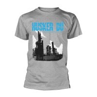 Husker Du - Dont Want To Know Grey (T-Shirt)