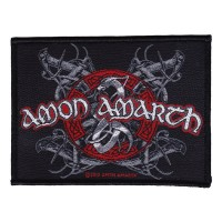 Amon Amarth - Viking Dog (Patch)
