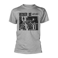 Husker Du - Land Speed Record Grey (T-Shirt)