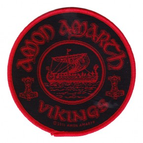 Amon Amarth - Vikings (Patch)