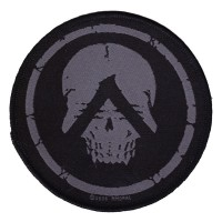 Amoral - Logo (Patch)