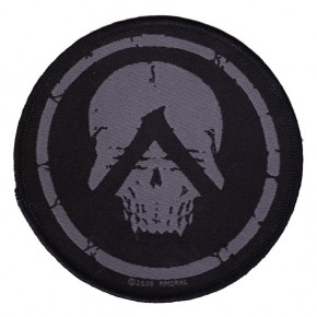 Amoral - Logo (Patch)