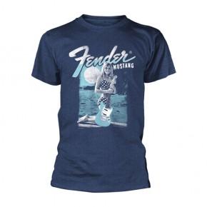 Fender - Mustang Girl (T-Shirt)