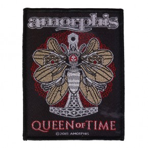 Amorphis - Queen Of Time (Patch)