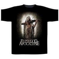 Fleshgod Apocalypse - Bloody Violinist (T-Shirt)