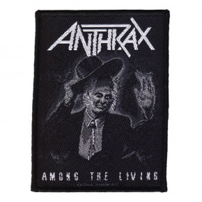 Anthrax - Among The Living (Patch)