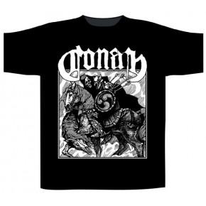 Conan - Horseback Battle Hammer (T-Shirt)