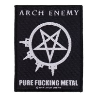 Arch Enemy - Pure F****** Metal (Patch)