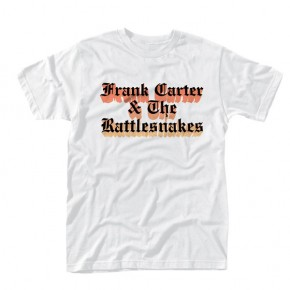 Frank Carter - Gradient White (T-Shirt)