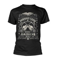 Johnny Cash - American Rebel (T-Shirt)