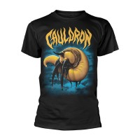 Cauldron - New Gods Black (T-Shirt)
